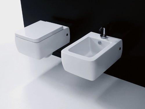 WC Becken Toilettenbecken Keramik wandhängend Ego