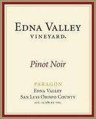 Edna Valley Vineyard Pinot Noir Paragon 2010 750Ml