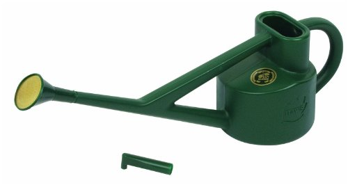 Haws V110 Plastic Outdoor Conservatory Watering Can, 0.6-Gallon/2.25-Liter, Green (English Watering Can compare prices)