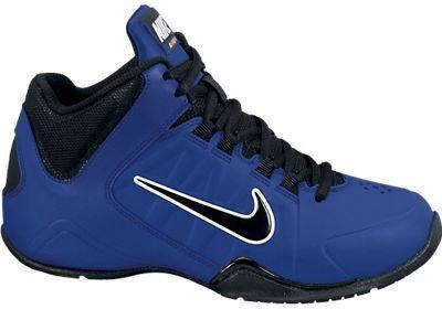 Kids Nike AV Pro 4 Basketball Shoe Deep Royal Blue Black Size 11C