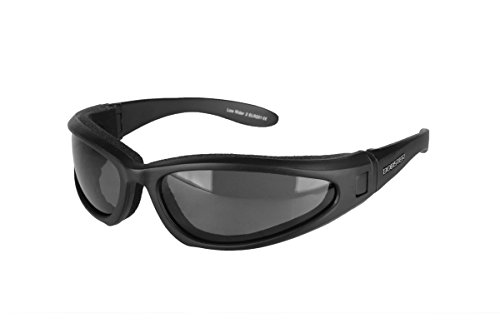 AirsoftMegastore Bobster Lowrider 2 Convertible Goggle / Sunglasses w/ 3 Lenses