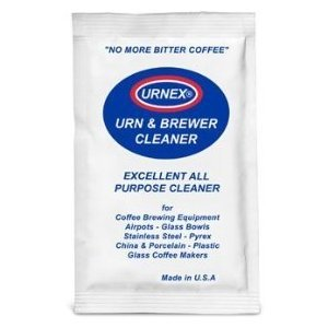 Urnex Urn and Brewer Cleaner, 5 - 1oz. packets/