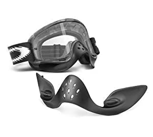 Oakley O-Frame Attack Mask (Black, One Size)