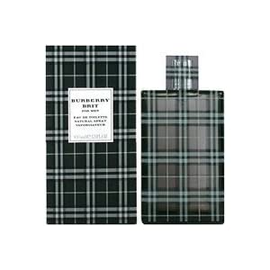 Burberry Brit 3.4 Oz Eau De Toilette Spray for Men