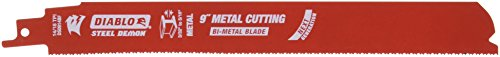 Diablo DS0914BF25 Steel Demon 9 in. Reciprocating Saw Blade (25-Pack) (Diablo Sawzall Blades compare prices)