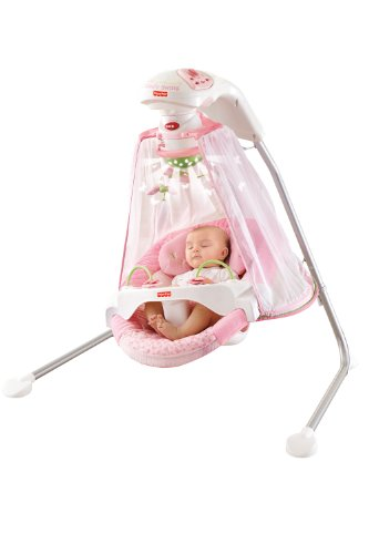 Fisher Price Starlight Cradle N Swing Instructions