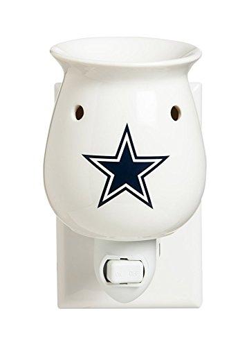 Nfl Everscents Nightlight Warmer - Dallas Cowboys