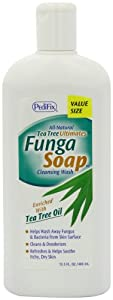 PediFix FungaSoap Cleansing Wash Value Size,13.5 Ounces