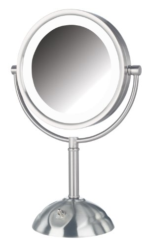 Table Mirror With Stand front-979670