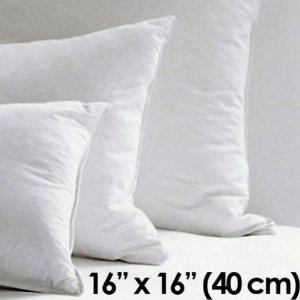 "Set Of 4 Cushion Inner Pads 16"" x 16"""