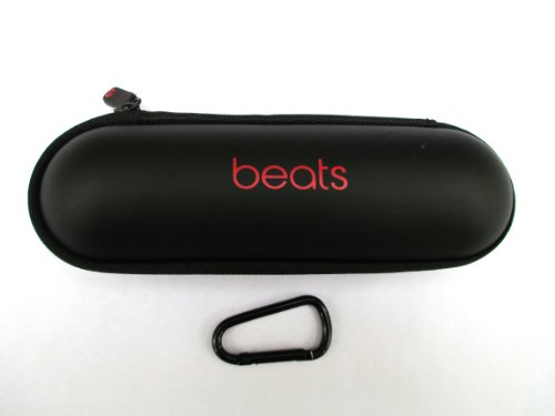 Goodies® Relacement Hard Case For Beats By Dre Pill Speaker (Black)