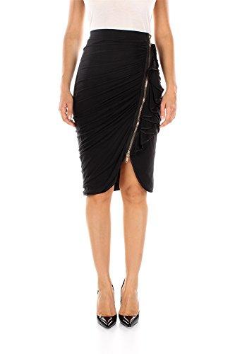 15A4707436001-Givenchy-Jupes-Femme-Viscose-Noir