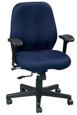 Eurotech Mid Back Ergonomic Task Chair - Aviator FM5505