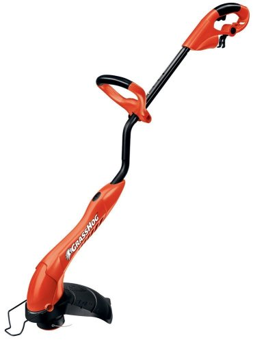 Black & Decker GH600 Grass Hog 14-Inch 5 amp Electric String Trimmer and Edger