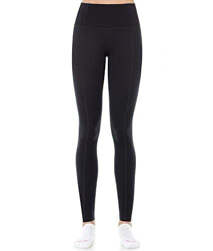 Spanx Active Women's Shaping Compression Close-Fit Pant Black Pants XL X 27