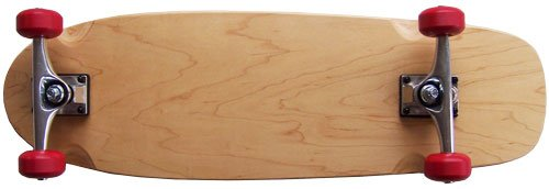 Blank Skateboard Complete Vert Skateboard Complete