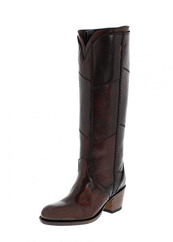 Sendra Boots - alto Donna , marrone (Salvaje Miele), 38 EU