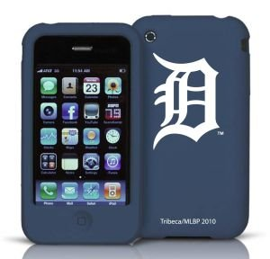 Detroit Tigers iPhone 3G / 3GS Silicone Case