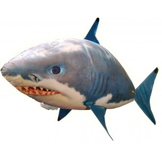 Air Swimmers Shark-Remote Control Flying Shark