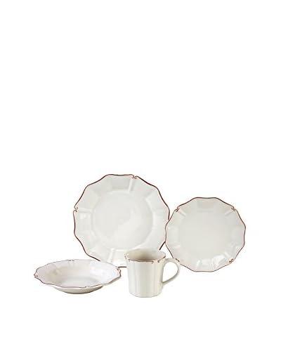 Fortessa Villa d 'Este 16-Piece Dinnerware Set