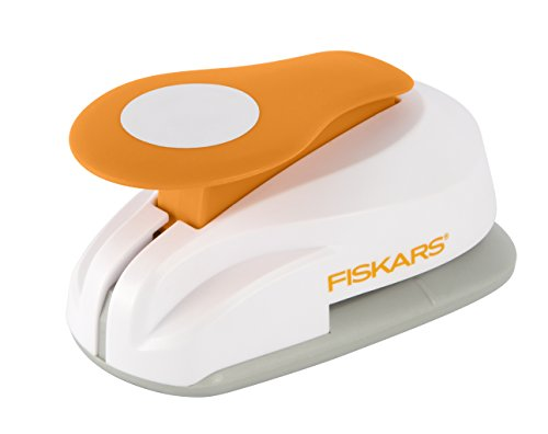 Fiskars Circle Lever Punch, Extra Large (Extra Large Paper compare prices)