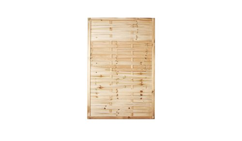 Sichtschutzzaun Holz Praktiker ~   Breite x Höhe) aus druckimprägniertem Kiefer Fichte Holz  Hamburg