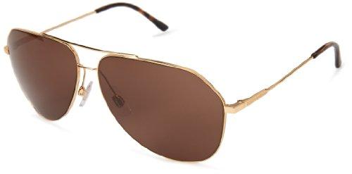 D&G Dolce & Gabbana 0Dg2129 02/73 62 Square Sunglasses,Gold,62 Mm