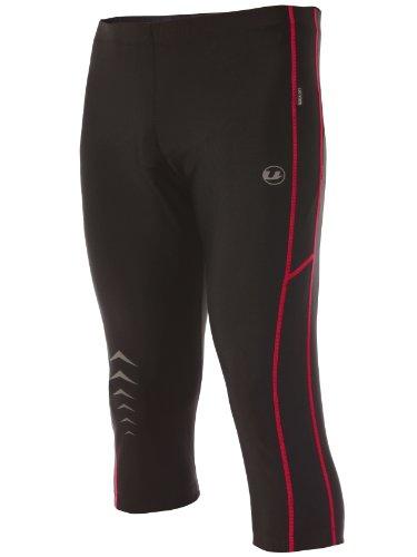 Ultrasport Men's Running Pants Capri with Quick-Dry-Function