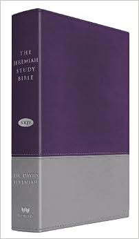 jeremiah study bible nkjv | eBay