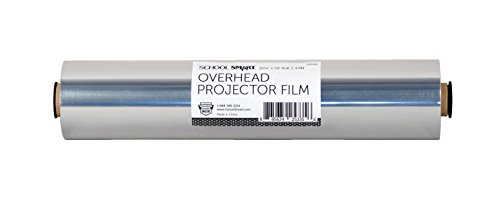 school-smart-overhead-projector-film-rolls-10-1-2-inch-x-50-foot
