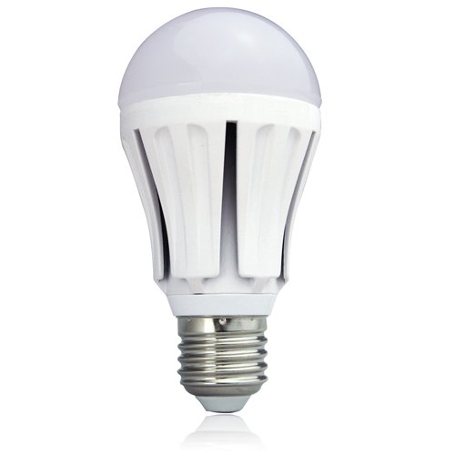 Lighting EVER 10 Watt A19 LED Bulb, 60 Watt Incandescent Bulbs Replacement, 830lm, Samsung chip LED, Daylight White