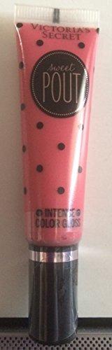 victoria's secret Sweet POUT intense color gloss PINK MACARON by Victoria's Secret