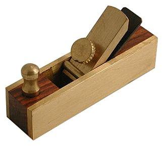 miniature plane simple woodworking tool
