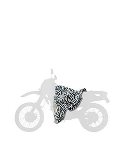 TUCANO URBANO Coprigambe Moto Gaucho [Bianco/Nero]