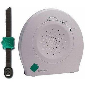 Safety Turtle Swimming Pool Alarm W Green Wristband