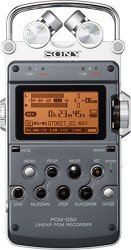 Sony Professional Portable 24-bit Linear Audio Recorder