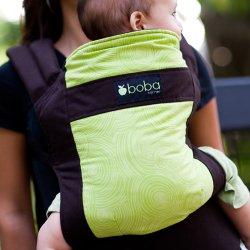 BOBA 3G Organic Baby Carrier Pine ボバベビーキャリア3G オーガニックコットン パイン 新生児から20kg 抱っこ/おんぶ(正規品)