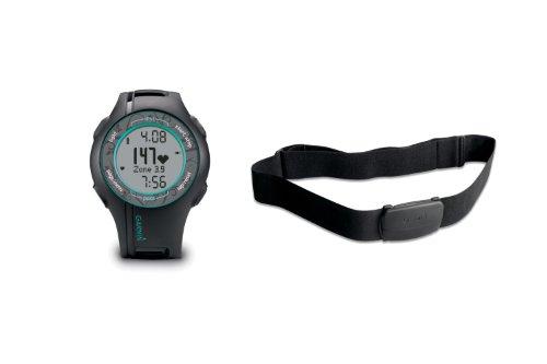 Garmin GPS Laufuhr Forerunner 210 W HR