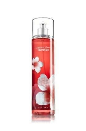 Bath & Body Works Japanese Cherry Blossom Signature Collection Fragrance Mist 8 fl oz