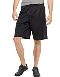 Champion Vapor PowerTrain Knit Men\'s Shorts - 2XL, Black