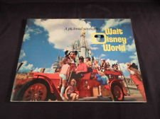 A Pictorial Souviner of Walt Disney World 1974