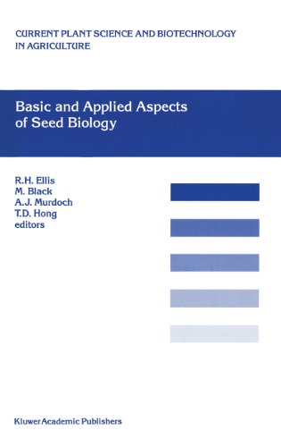 Basic and Applied Aspects of Seed Biology: Proceedings of...