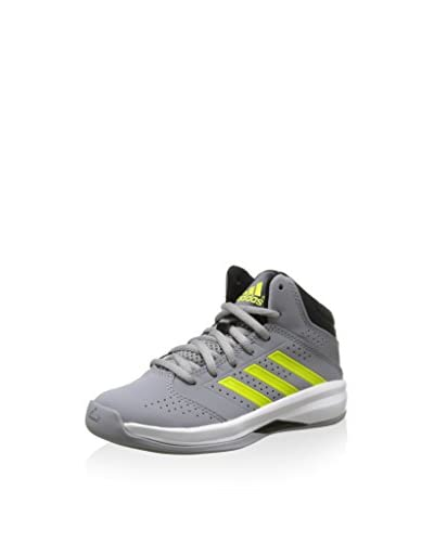 adidas Zapatillas abotinadas Isolation 2 K Gris