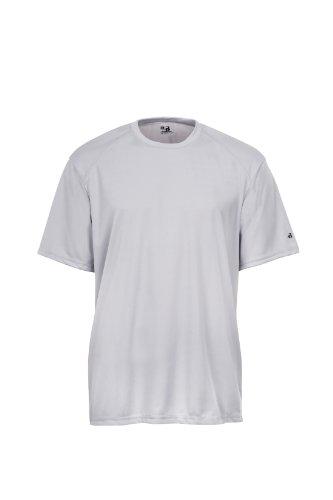 badger-sportswear-mens-b-dry-tee-silver-large