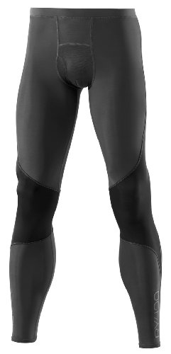 SKINS  RY400 Graphite Long Men's Compression Tights