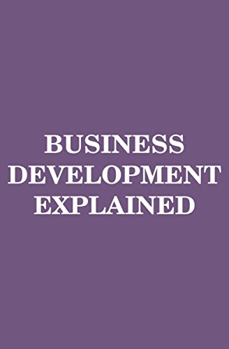 Business Development Explained (MBA Fundamentals Book 8) (Business Development Kindle compare prices)