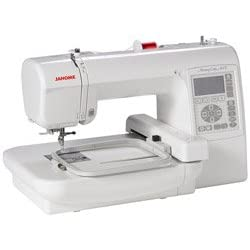 Janome Memory Craft MC200E 5x5