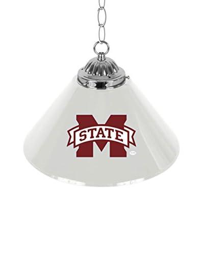 Trademark Global 14 Mississippi State Single-Shade Bar Lamp