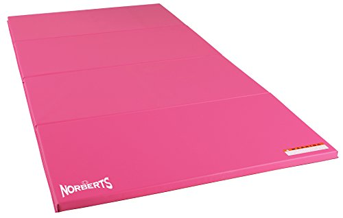 Norbert's Athletic Products Folding Panel Mat, 4' x 8' x 1-3/8