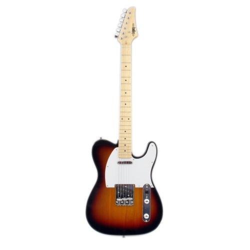 Legacy Solid Body Single Cutaway Electric Guitar, Sunburst